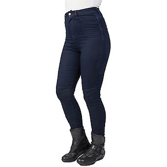 Bull-It Blue Fury SP120 Lite Jegging - Long Womens Motorcycle Jeans