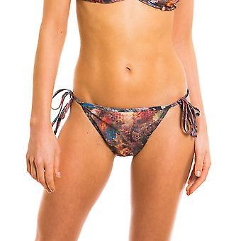 Kiniki Pavo Tan Through Tie Side Bikini Tanga Womens Swimwear