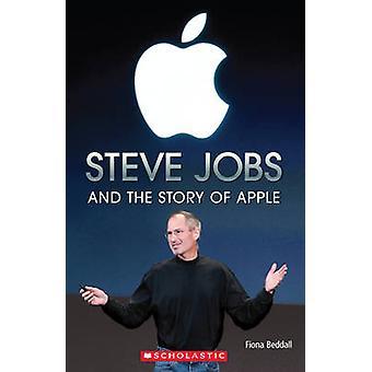 Steve Jobs por Fiona Beddall - livro 9781908351289