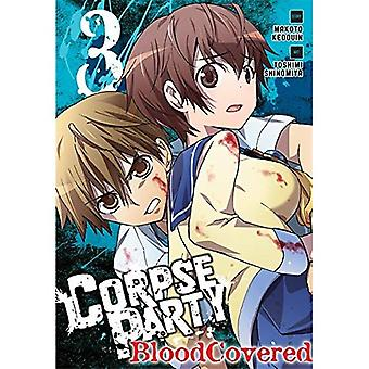 Corpse Party: Blood Covered, Vol. 3