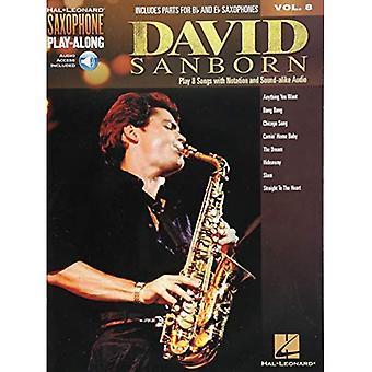 David Sanborn: Saxophon Play-Along Volume 8 (Hal Leonard Saxophon Play-Along)