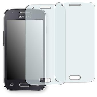 Samsung Galaxy trend 2 (SM G313HN) screen protector - Golebo crystal clear protection film