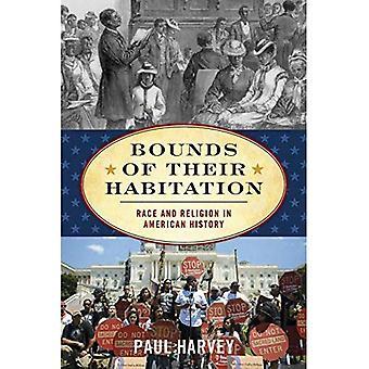 Rajat asumuksensa: rotuun ja uskontoon Yhdysvaltain historiassa (American tavalla)