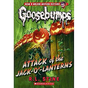 Attack of the Jack-O'-Lanterns (Classic Goosebumps)