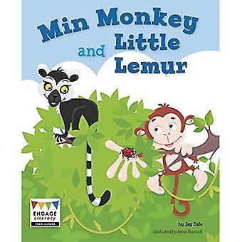 Min Monkey and Little Lemur (Engage Literacy: Engage Literacy Pink)
