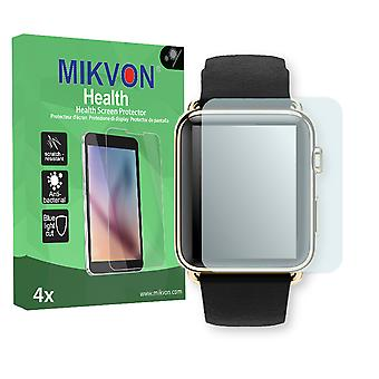 Apple Watch 42mm (Series 3) Screen Protector - Mikvon Health (Retail Package with accessories) (reduced foil)