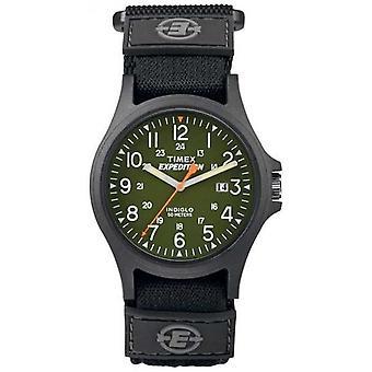 タイメックス遠征アカディア スカウト グリーン ダイヤル TW4B00100 時計