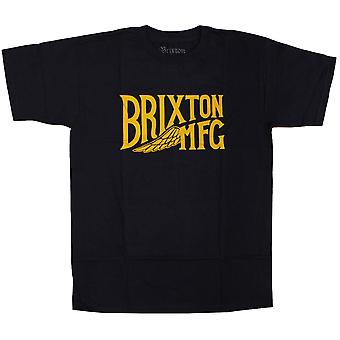 Brixton Girder T-Shirt Navy
