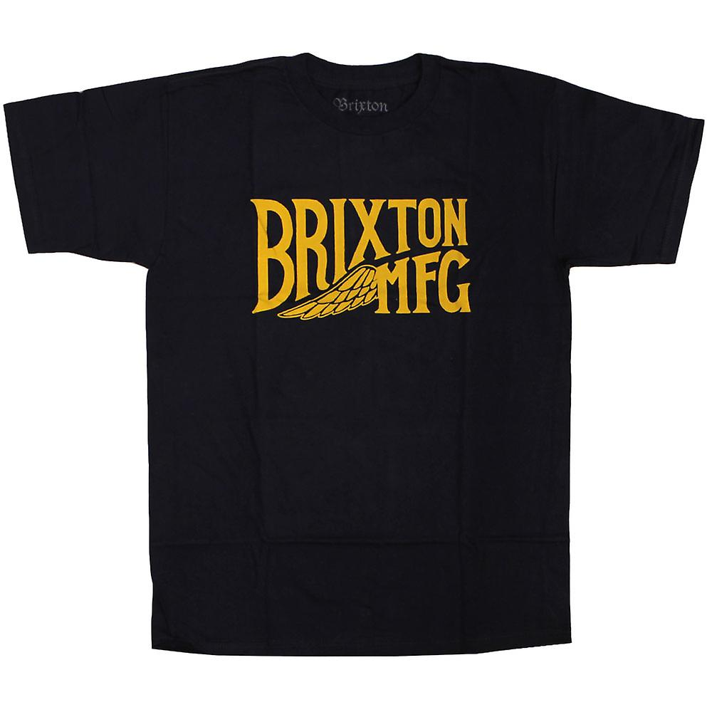 Trave di Brixton t-Shirt Navy