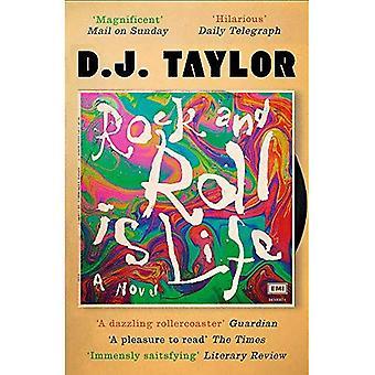 «Rock and Roll est la vie»: l'histoire vraie des enfants hélium par un qui était là: A Novel