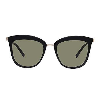Le Specyfikacja Caliente Black Cat Eye okulary przeciwsłoneczne