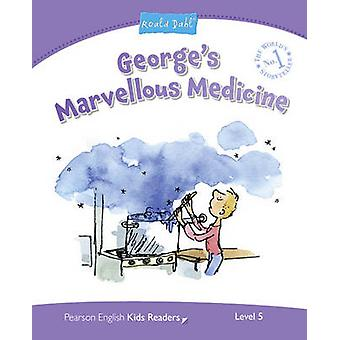George's Marvellous Medicine by Andrew Hopkins - 9781408288368 Book