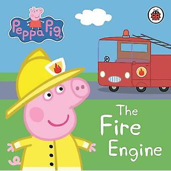 Peppa Pig - The Fire Engine - My First Storybook - 9781409304876 Book