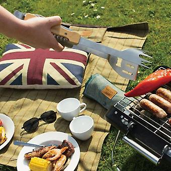Valiant fuorilegge barbecue a scomparsa 6-in-1 Multi Tool Kit