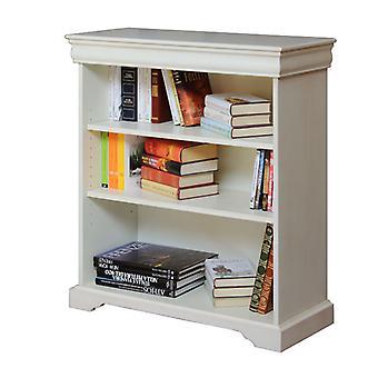 Luigi Filippo style Lacquered low bookcase