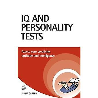 IQ et tests de personnalité évaluent votre aptitude à la créativité et l'intelligence par Carter et Philip