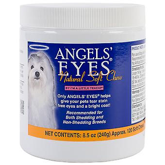 Angels' Eyes Natural Soft Chews For Dogs & Cats 120ct-Chicken AENSC120