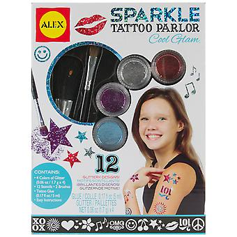 Sparkle Tattoo Parlor Cool Glam Kit 799G