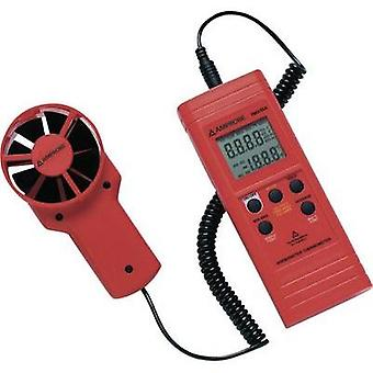Anemometer Beha Amprobe TMA10A 0.4 up to 25 m/s Calibrated to Manufacturer standards