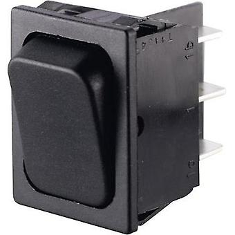 Toggle switch 250 Vac 6 A 1 x Off/On Marquardt 01831.1102-02 IP40 latch 1 pc(s)