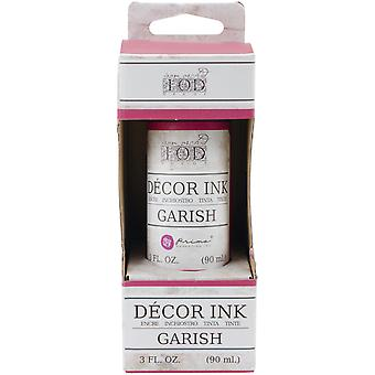 Iron Orchid Designs Decor Ink 3 Fluid Ounces-Garish IODDI-15080