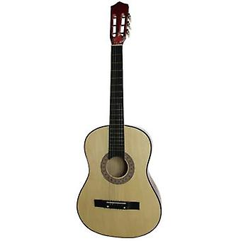 Dimasa Guitar Wood 95 Cm (Toys , Educative And Creative , Music , Instruments)