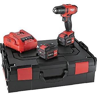 Flex DD 2G 10.8-LD Cordless drill 10.8 V 4 Ah Li-ion incl. spare battery, incl. case, incl. accessories