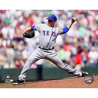 Robbie Ross 2012 Action Photo Print