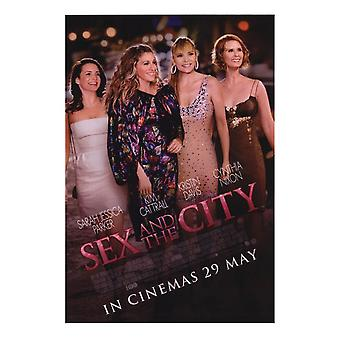 Sex and The City The Movie Movie Poster (11 x 17)