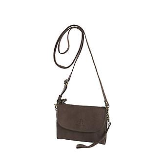 Dr Amsterdam Clutch Olive Moro