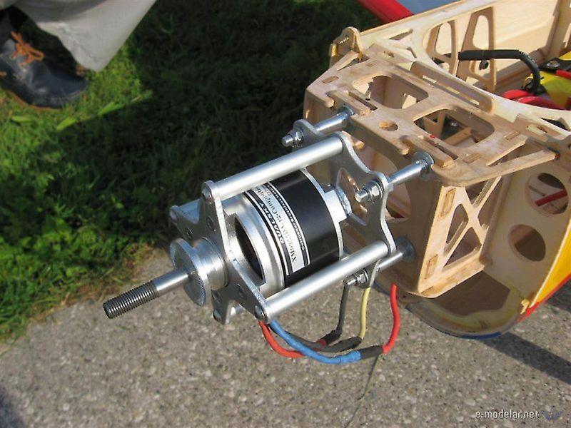 XM6355DA Front Mount (For E-conversion)