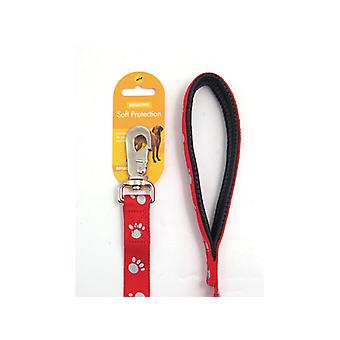 Reflective Soft Protection Nylon Padded Lead Black 40x3/4