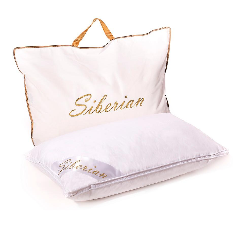 Luxury Siberian White Goose Down Pillow