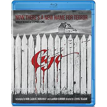Cujo (1983) [BLU-RAY] USA import