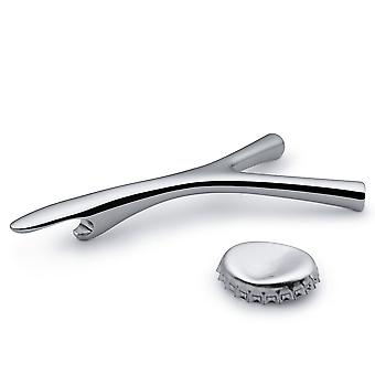 Alessi Virgula Divina Stainless Steel Bottle Opener