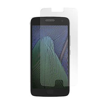 Ægte hærdet glas LCD-skærm protektor Film For Motorola Moto G5 Plus x 2