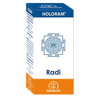 Equisalud Radi Holoram Capsules (Dietetics and nutrition , Supplements , Others)