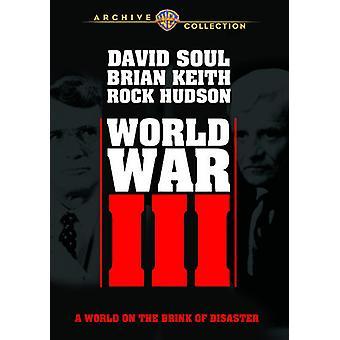 世界戦争 3 (1982 年) 【 DVD 】 アメリカ インポートします。