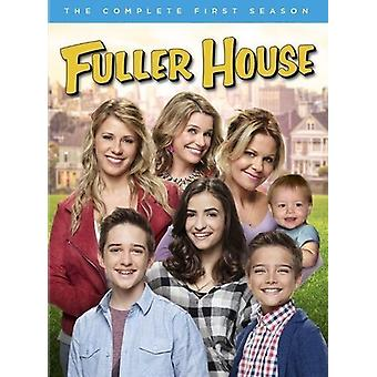 Fuller House: The Complete First Season 1 [DVD] USA import