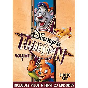 Talespin - Vol. 1-Talespin [DVD] USA importieren