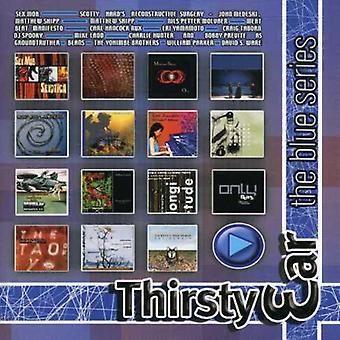 Törstig öra blå serien Sampler - törstig öra blå serien märkduk [CD] USA import