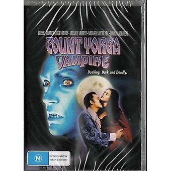 Count Yorga Vampire [DVD] USA import