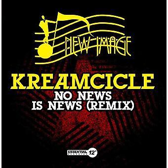 Kreamcicle - ingen nyheder er nyheder [CD] USA importerer
