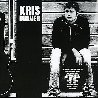 Kris Drever - Black Water [CD] USA import