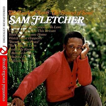 Sam Fletcher - Look of Love-the Sound of Soul [CD] USA import