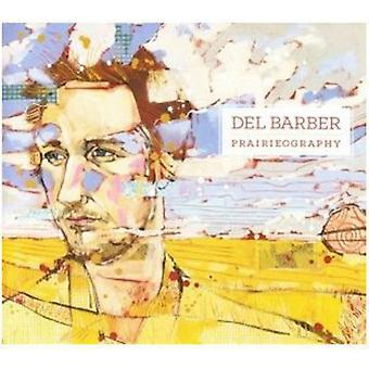 Del Barner - Prairieography [CD] USA import