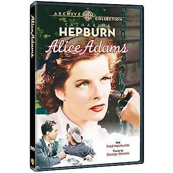 Alice Adams [DVD] USA importerer