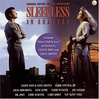Various Artists - Sleepless in Seattle [CD] USA import