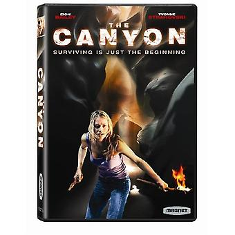 Canyon [DVD] USA import