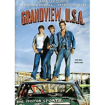 Grandview U.S.a [DVD] USA import